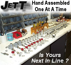 Jett Engines - Hand Built in the USA